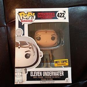 Pop! #422 Eleven Underwater